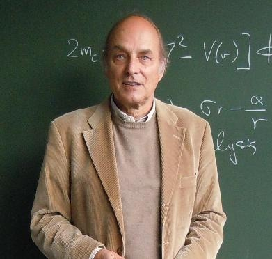 Professor Helmut Satz